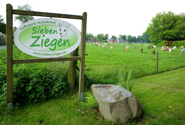7ZiegenVisbek© Copyright by PANORAMO Bild lizensieren: briefe@panoramo.de