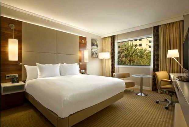Hilton Barcelona © Copyright by Hilton Barcelona