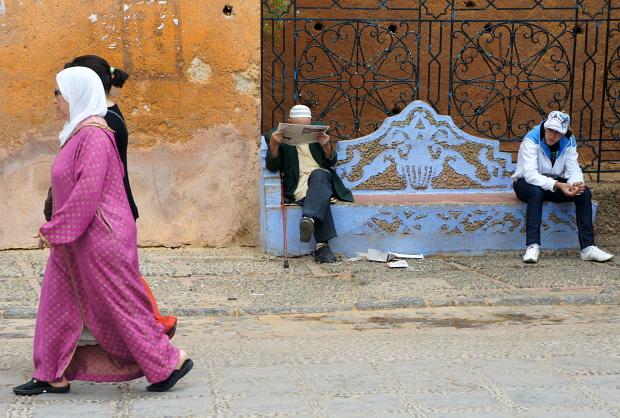 Marokko  © Copyright by PANORAMO Bild lizensieren: briefe@panoramo.de