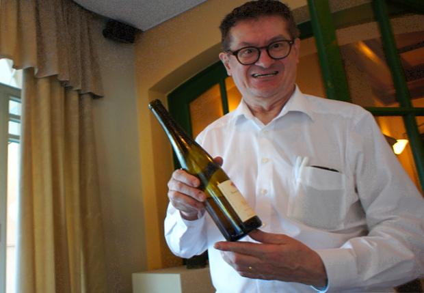 Lucien Houdremont ist leidenschaftlicher Hotelier des Hotel Saint Nicolas