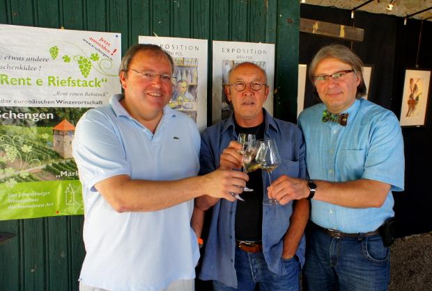 Walk Taste Enjoy Weinkeller Luxemburg