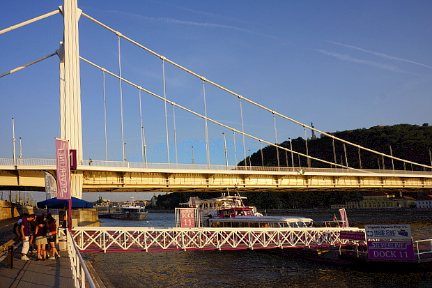 Elisabeth-Brücke Budapest 2013 © Copyright by PANORAMO Bild lizensieren: briefe@panoramo.de