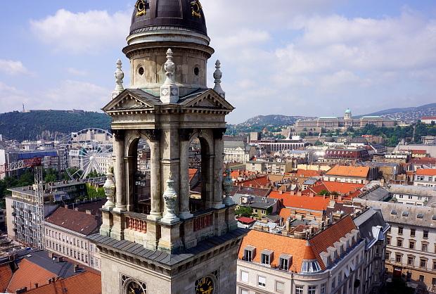 St.Stephans Basilikata Budapest 2013 © Copyright by PANORAMO Bild lizensieren: briefe@panoramo.de