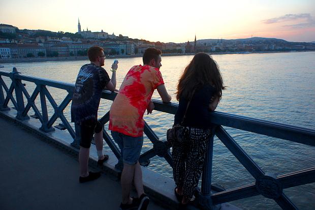 Kettenbrücke in Budapest 2013 © Copyright by PANORAMO Bild lizensieren: briefe@panoramo.de