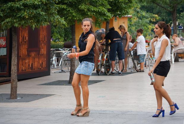 streetlife Budapest 2013 © Copyright by PANORAMO Bild lizensieren: briefe@panoramo.de