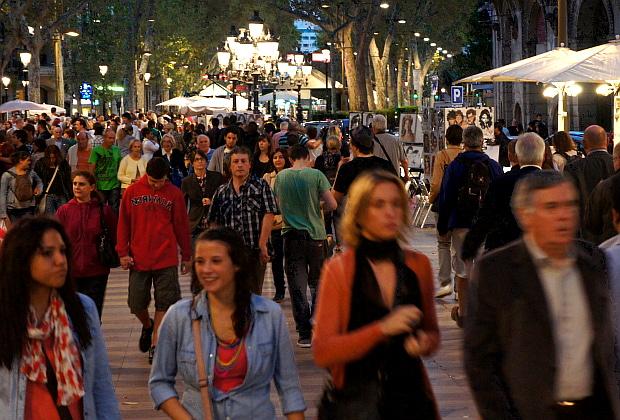 Barcelona © Copyright by PANORAMO Bild lizensieren: briefe@panoramo.de