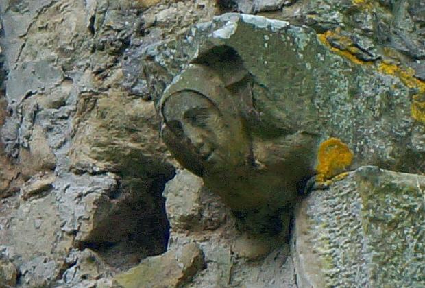 Ruine Disibodenberg Hildegard von Bingen © Copyright by PANORAMO Bild lizensieren: briefe@panoramo.de
