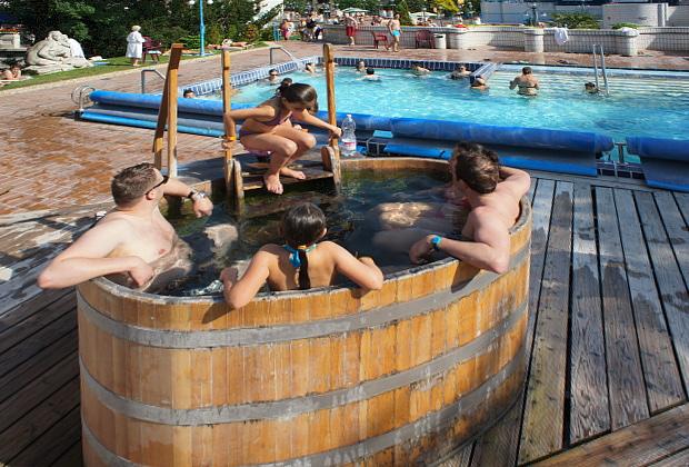 Türkisches Bad Veli Bej Budapest © Copyright by PANORAMO Bild lizensieren: briefe@panoramo.de
