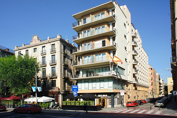 Parkhotel Barcelona 2013 © Copyright by PANORAMO Bild lizensieren: briefe@panoramo.de