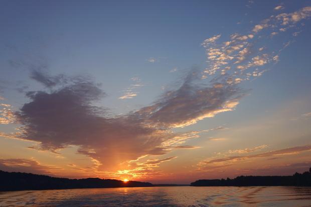 Die Donau 2013 © Copyright by PANORAMO Bild lizensieren: briefe@panoramo.de