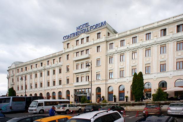 Sibiu Hotel Continental Forum © Copyright PANORAMO Bild lizensieren: briefe@panoramo.de