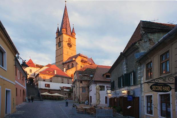 Sibiu © Copyright PANORAMO Bild lizensieren: briefe@panoramo.de