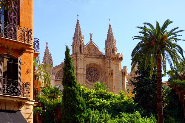 Palma de Mallorca © Copyright PANORAMO Bild lizensieren: briefe@panoramo.de