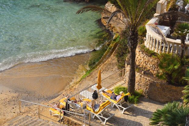 Bon Sol Mallorca © Copyright PANORAMO Bild lizensieren: briefe@panoramo.de