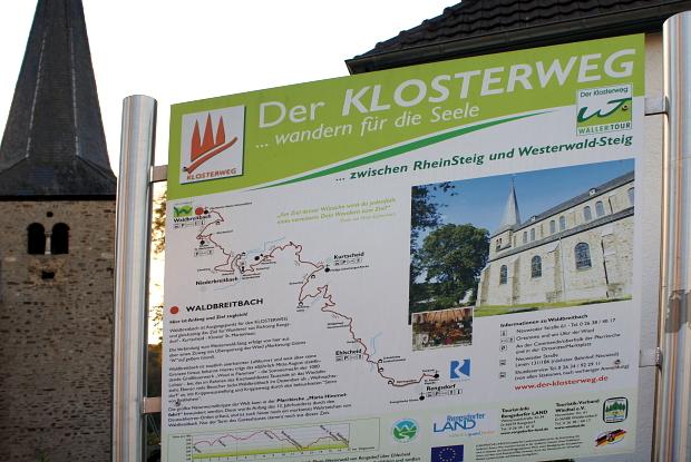 Am Klosterweg Hotel Zur Post Waldbreitbach © Copyright PANORAMO Bild lizensieren: briefe@panoramo.de