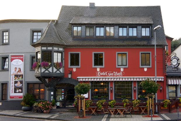 SchlummerHotel Zur Post Waldbreitbach © Copyright PANORAMO Bild lizensieren: briefe@panoramo.de