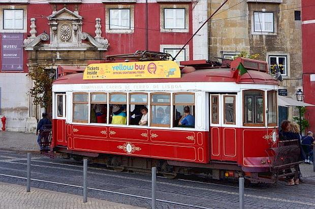 Lissabon © Copyright PANORAMO Bild lizensieren: briefe@panoramo.de
