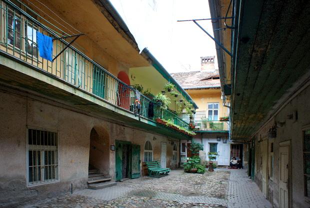 Sibiu ( Hermannstadt )