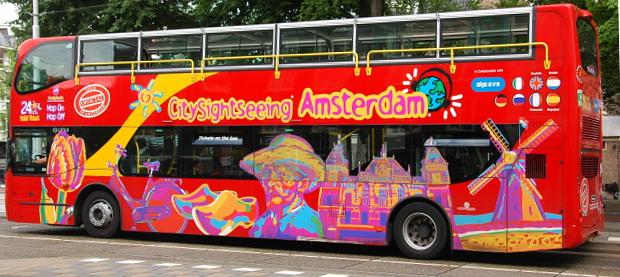Amsterdam © Copyright Winfried Dulisch