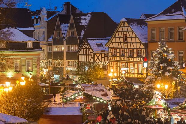 Weihnachtsmärkte Rheinland Pfalz
