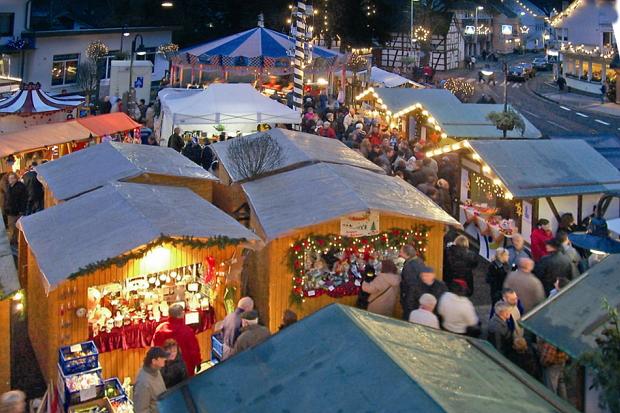 Weihnachtsmarkt - Touristikverband-Wiedtal