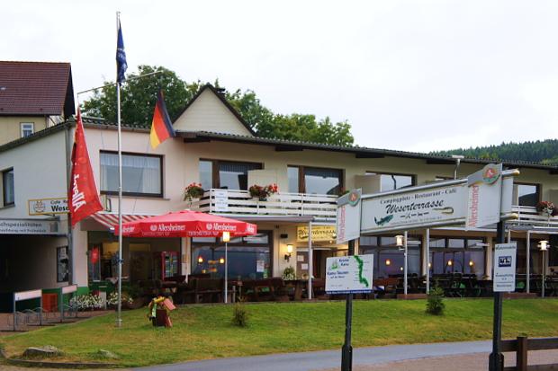 Campingplatz Köster an der Weser © Copyright PANORAMO Bild lizensieren: briefe@panoramo.de