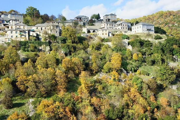 Zagori Ortskern, Epirus Griechenland © Copyright by PANORAMO DSC01231 Bild lizensieren: briefe@panoramo.de