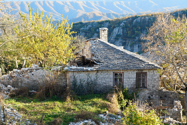 Zabori Mountains, Zagorochoria – Epirus © Copyright by PANORAMO Bild lizensieren: briefe@panoramo.de