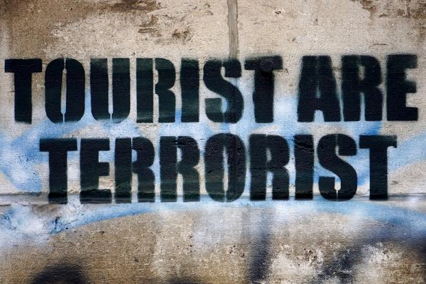 das Reisen in der Kritik © Copyright by PANORAMO Bild lizensieren: briefe@panoramo.d