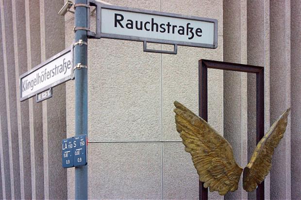 Engel Berlin © Copyright by PANORAMO Bild lizensieren: briefe@panoramo.de