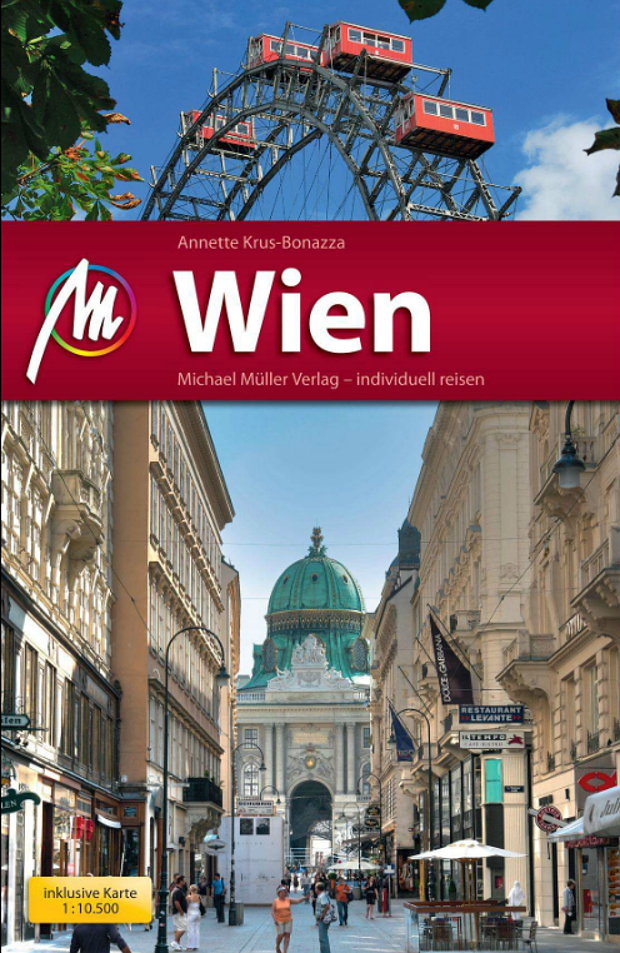 MM City Wien © Copyright by Michael Müller Verlag