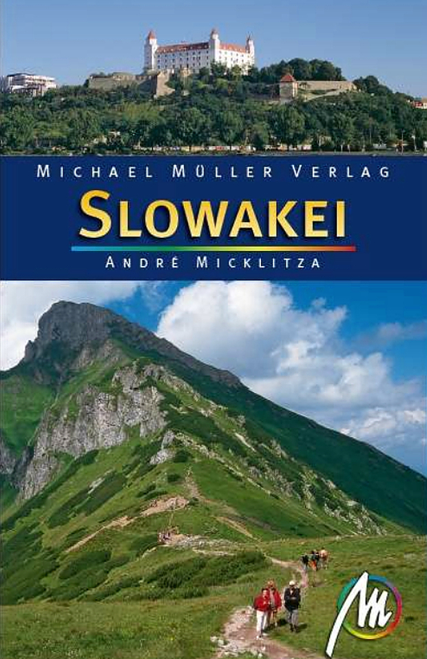 MM Slovakei © Copyright by Michael Müller Verlag