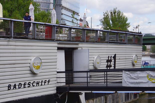 am Donaukanal Wien © Copyright by PANORAMO Bild lizensieren: briefe@panoramo.de