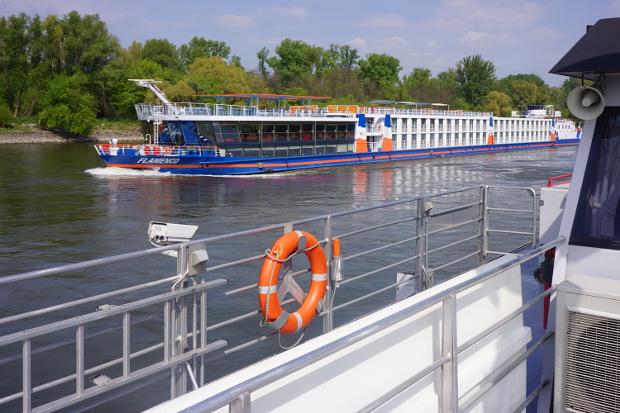 Auf der Donau © Copyright by PANORAMO Bild lizensieren: briefe@panoramo.de