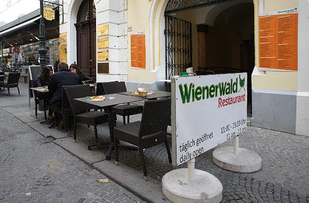 Wienerwald in Wien © Copyright by PANORAMO Bild lizensieren: briefe@panoramo.de