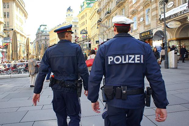Wien ist sicher © Copyright by PANORAMO Bild lizensieren: briefe@panoramo.de