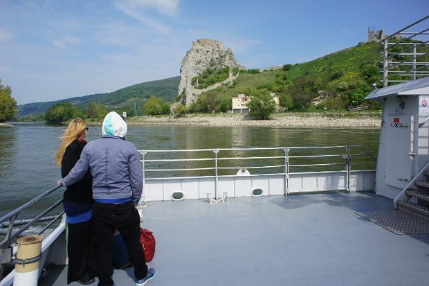Auf der Donau vor Bratislava © Copyright by PANORAMO Bild lizensieren: briefe@panoramo.de