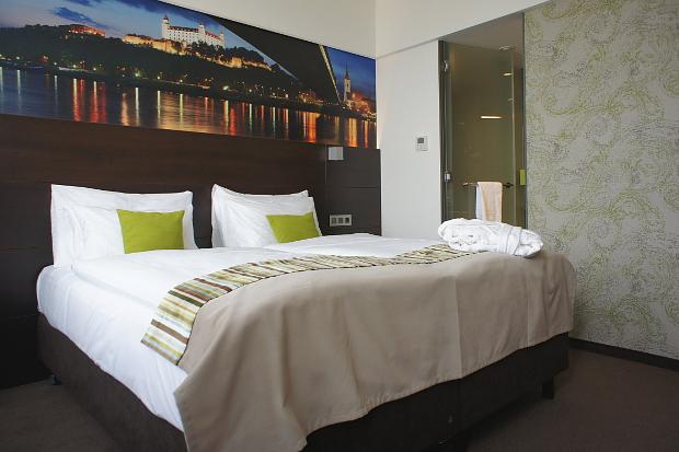 Lindner Hotel Bratislava © Copyright by PANORAMO Bild lizensieren: briefe@panoramo.de