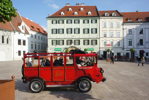 Bratislava © Copyright by PANORAMO Bild lizensieren: briefe@panoramo.de