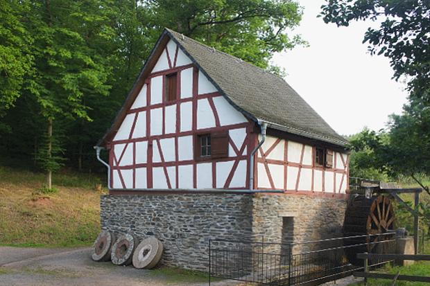 Freilichtmuseum Bad Sodernheim © Copyright by PANORAMO Bild lizensieren: briefe@panoramo.de