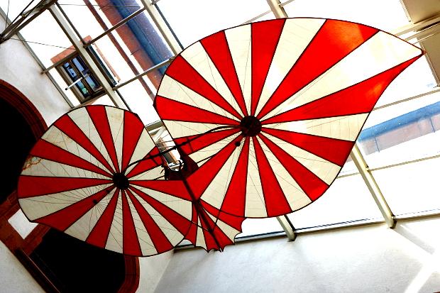 Fluggerät des Schneiders von Ulm © Copyright by PANORAMO Bild lizensieren: briefe@panoramo.de