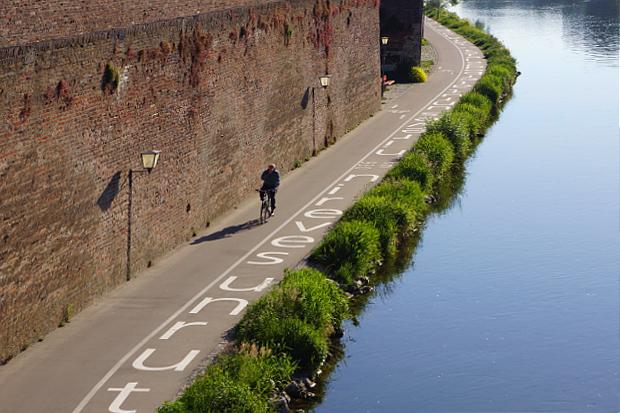 an der Donau Ulms © Copyright by PANORAMO Bild lizensieren: briefe@panoramo.de
