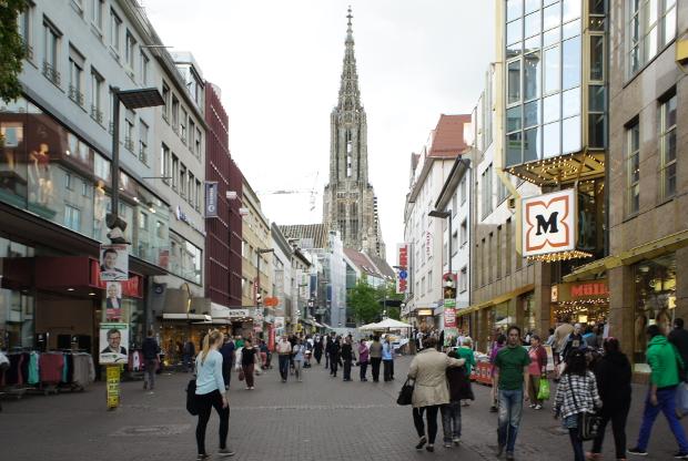 Ulmer Münster © Copyright by PANORAMO Bild lizensieren: briefe@panoramo.de