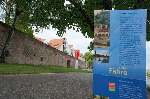 an den Donauwiesen Ulms © Copyright by PANORAMO Bild lizensieren: briefe@panoramo.de