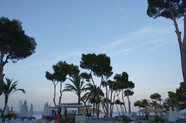 am Abend, ME Mallorca © Copyright by PANORAMO Bild lizensieren: briefe@panoramo.de