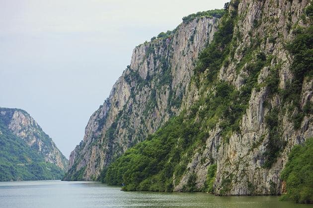 Donau Das Eiserne Tor © Copyright by PANORAMO Bild lizensieren: briefe@panoramo.de