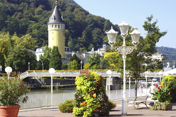 Bad Ems © Copyright by PANORAMO Bild lizensieren: briefe@panoramo.de