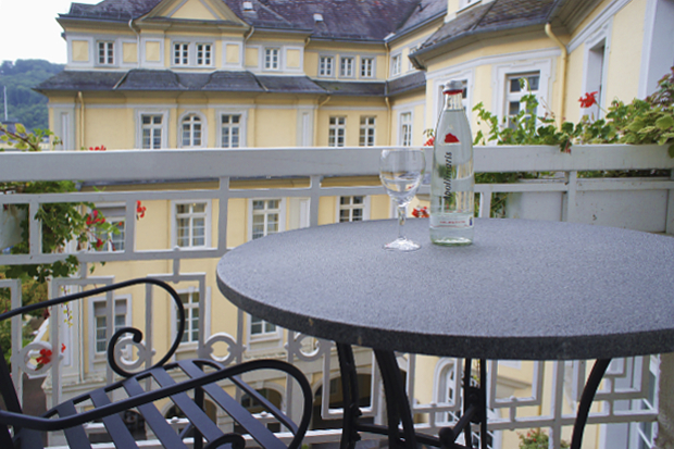 Heilwässer allgegenwärtig Häcker's Grandhotel Bad Ems © Copyright by PANORAMO Bild lizensieren: briefe@panoramo.de