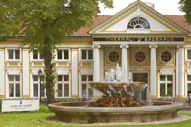 Bad Neuenahr Ahrweiler © Copyright by PANORAMO Bild lizensieren: briefe@panoramo.de
