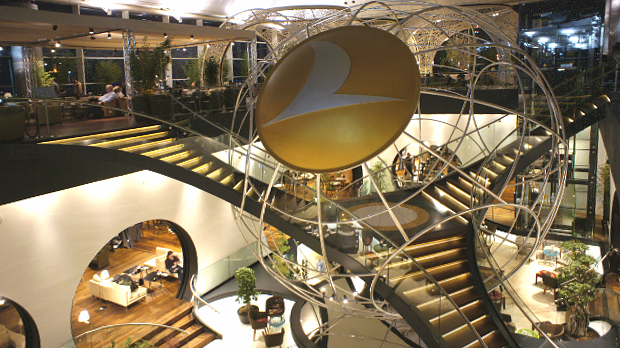 Turkish Airlines Lounge Airport Istanbul © Copyright by PANORAMO Bild lizensieren: briefe@panoramo.de